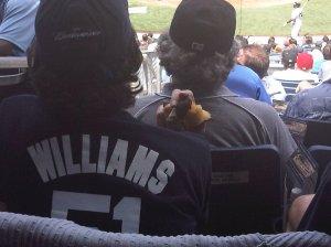 yo Williams, is that a PLUM?